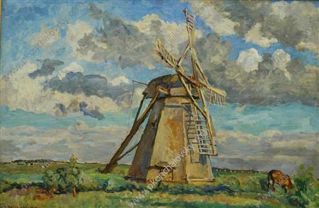 Windmill, 1926