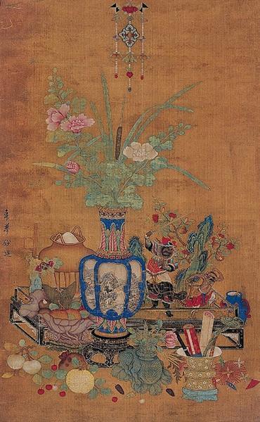 花卉 - Qian Xuan