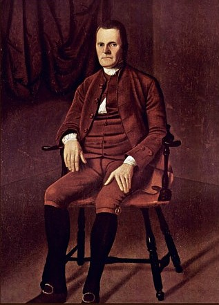 Portrait of Roger Sherman, 1775 - Ralph Earl