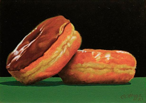 Chocolate Lean, 2010 - Ralph Goings