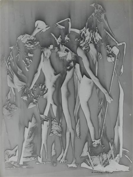 Le Conciliabule, 1938 - Raoul Ubac