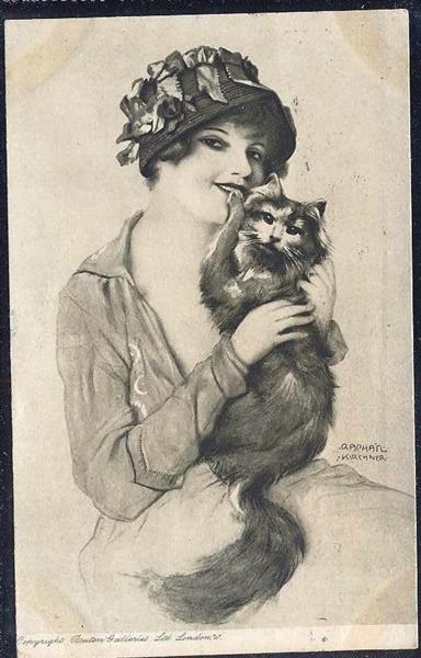 Unknown, 1916 - Рафаель Кірхнер