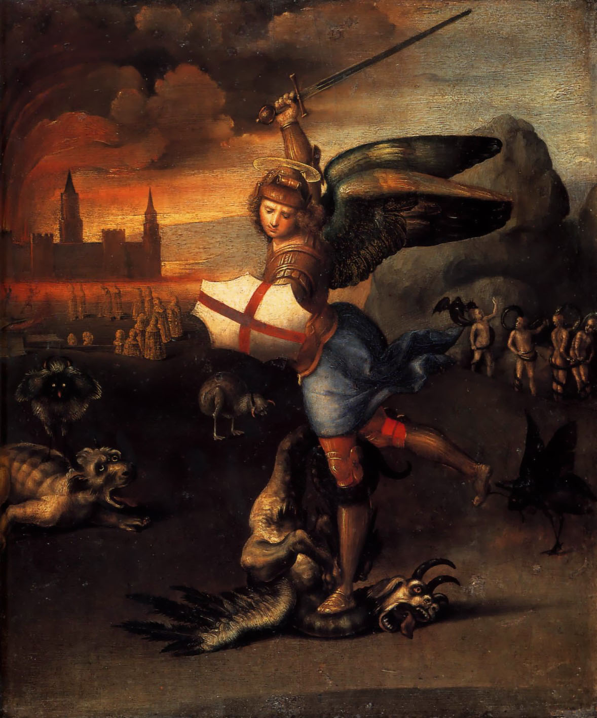 St. Michael, 1503-1505