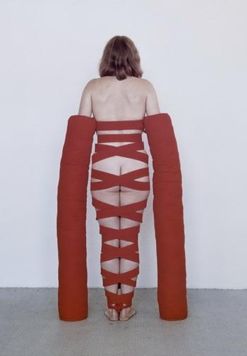 Arm Extensions, 1968 - Rebecca Horn