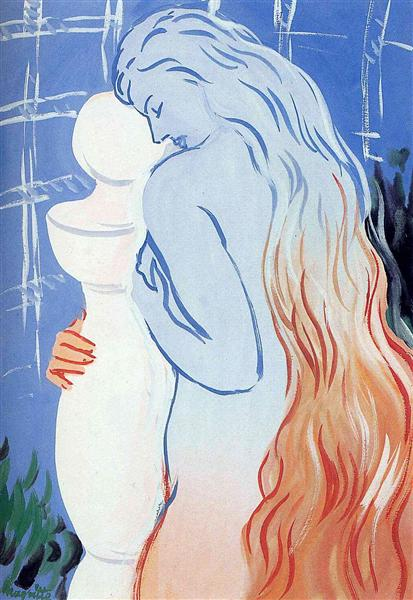 Depths of pleasure, 1948 - René Magritte