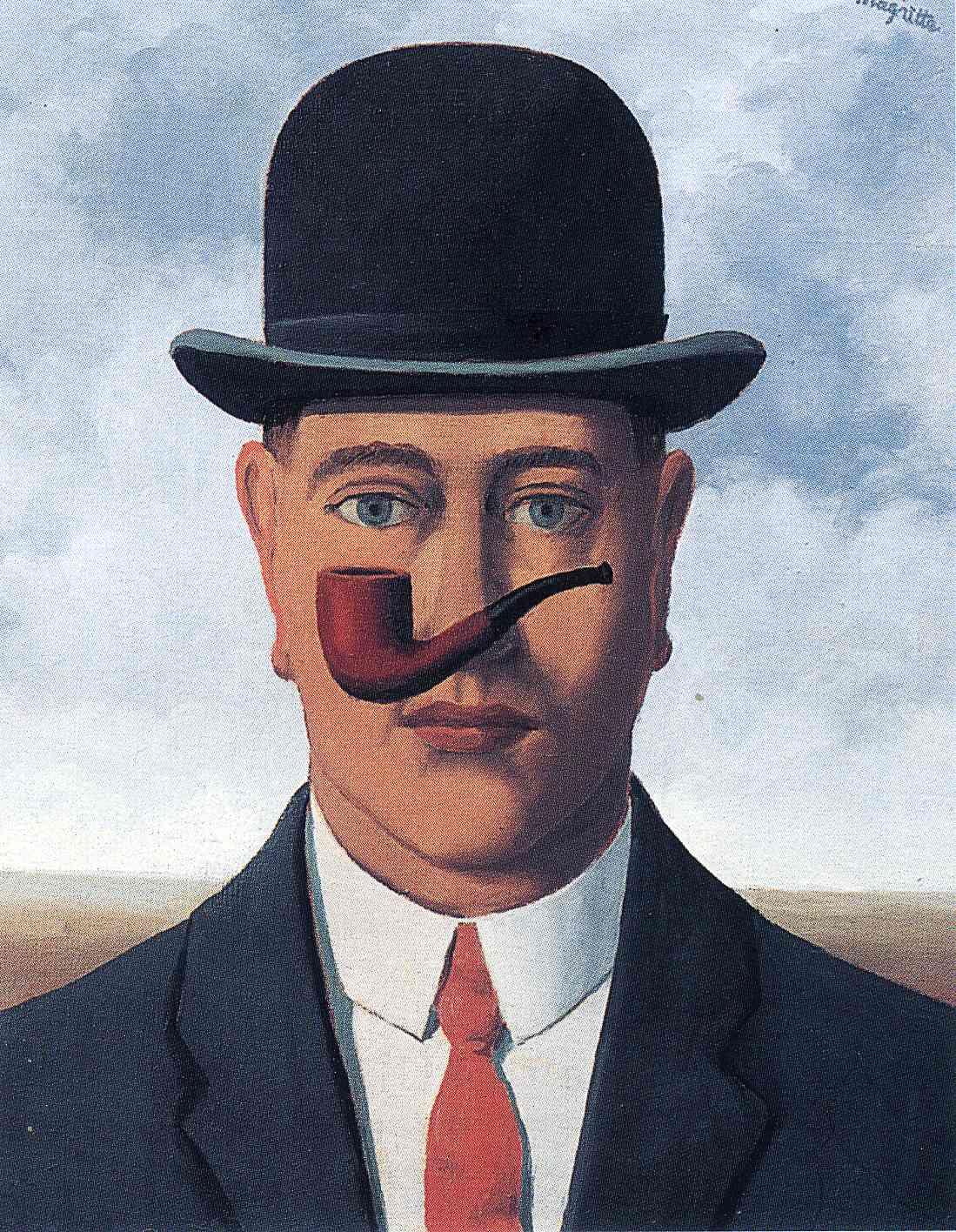 Good faith, 1965 - Rene Magritte - WikiArt.org