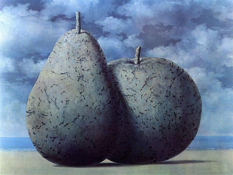Memory of a Voyage, 1952 - René Magritte