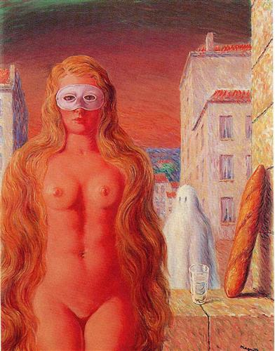 The sage's carnival - Rene Magritte
