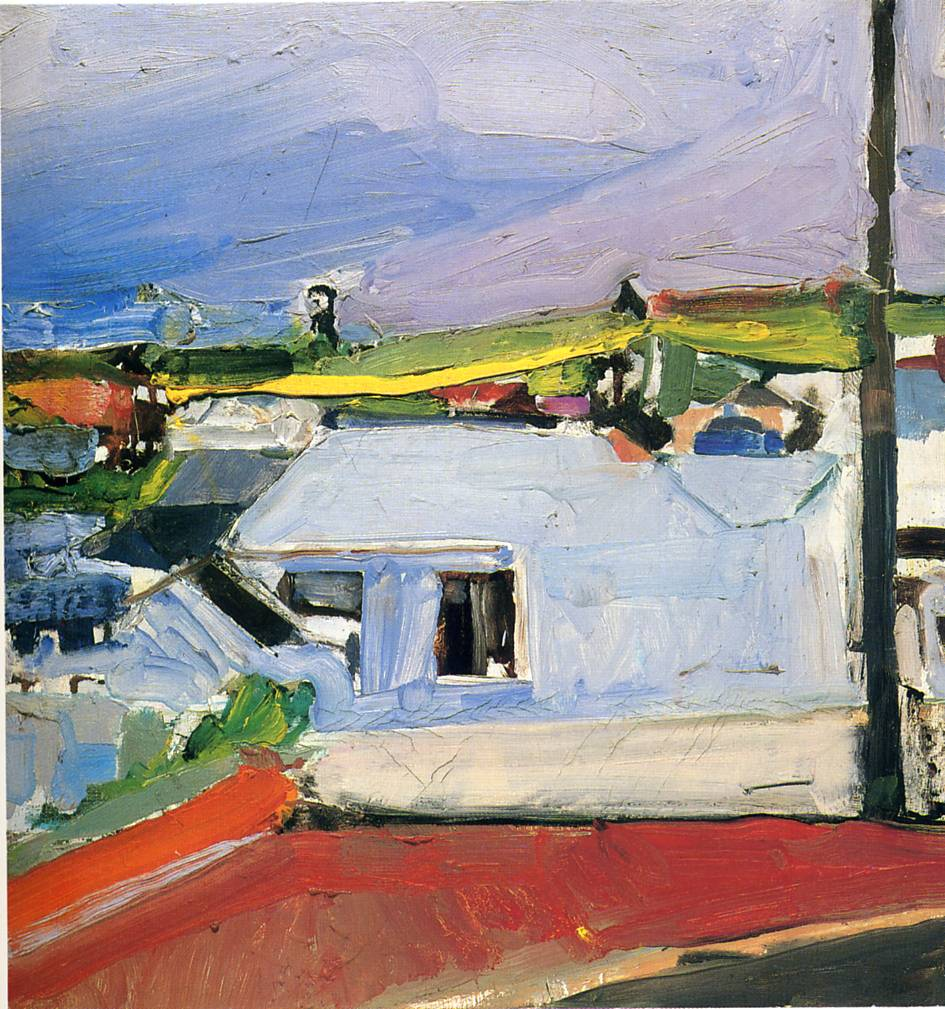 Chabot ValleyRichard Diebenkorn Paintings