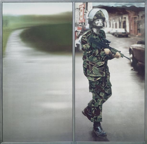 The State, 1993 - 理查德·哈密爾頓