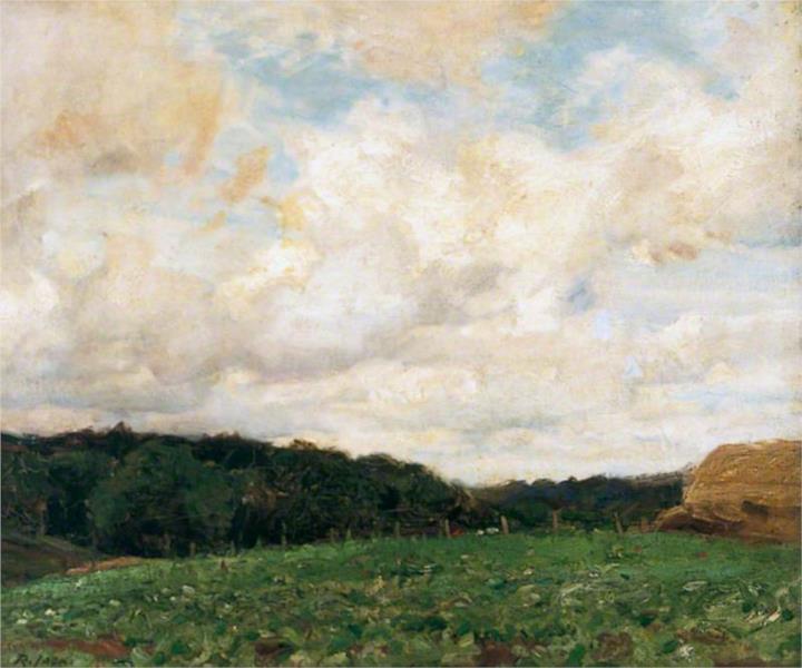 Landscape - Річард Джек