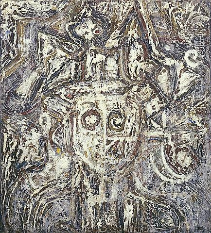 Head of a King, 1940 - Richard Pousette-Dart
