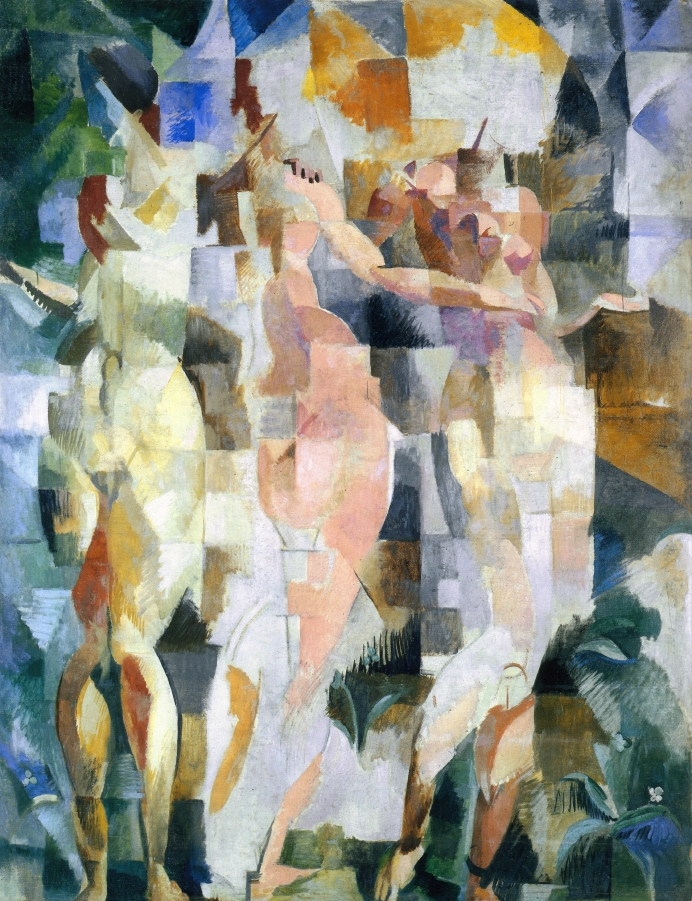 The Three Graces, 1912
