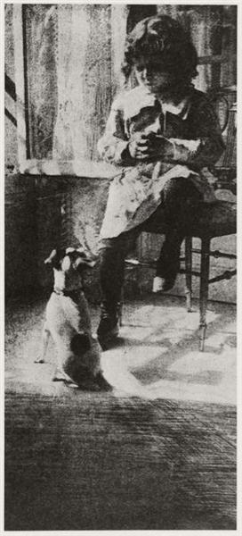 Jack and His Dog - Робер Демаши