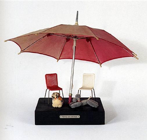 Raining Cats and Dogs, 1969 - Robert Filliou