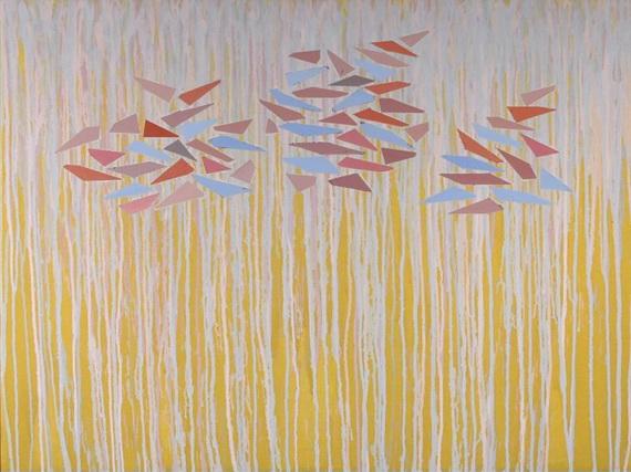 Vari-color gold - Robert Goodnough