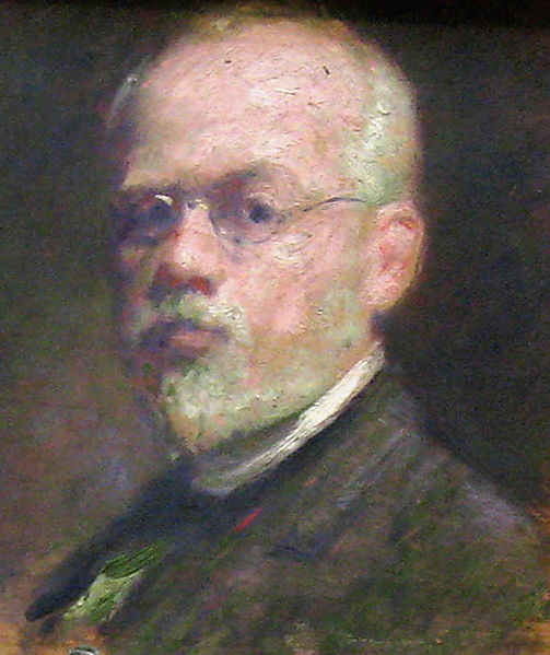 Self-portrait, 1908 - Robert Harris