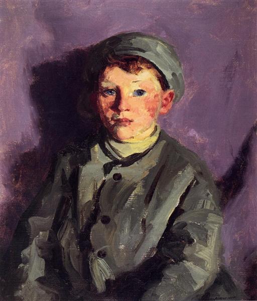Bucko O'Malley (Charles), 1924 - Robert Henri