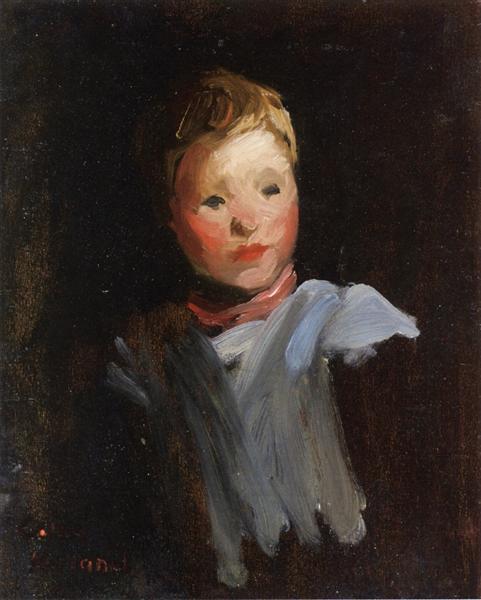 Cori, 1907 - Robert Henri