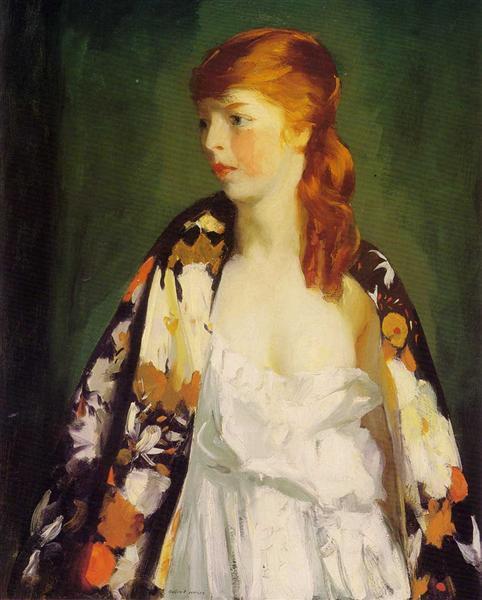 Edna - Robert Henri