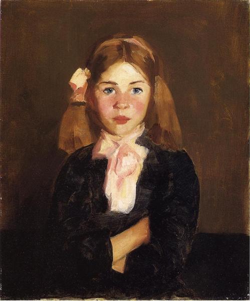 Nora, 1913 - Robert Henri