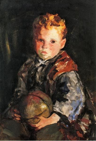 Young Anthony, 1928 - Robert Henri