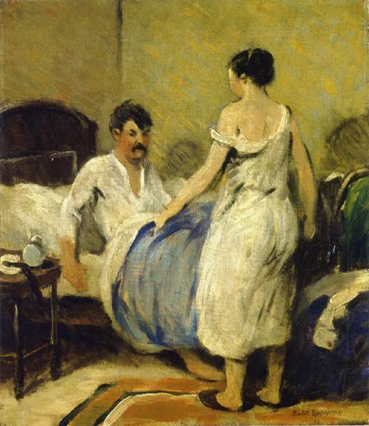 Alarm Clock - Robert Spencer