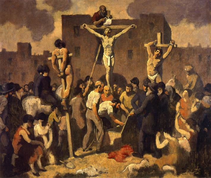 Crucifixion, 1931 - Robert Spencer