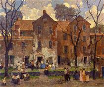 The Barracks - Robert Spencer