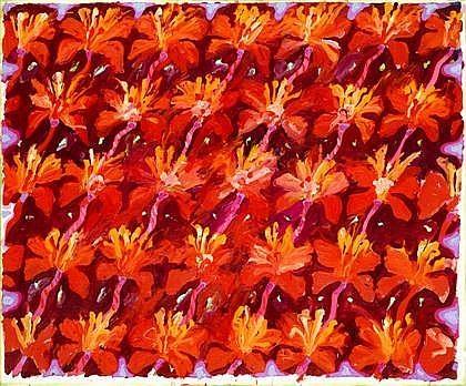 Little Red, 1977 - Robert Zakanitch