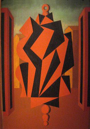 Harlequin, 1985 - Roberto Aizenberg
