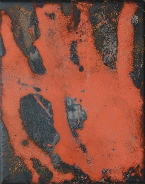 Orange and Grey, 2008 - Roger Weik
