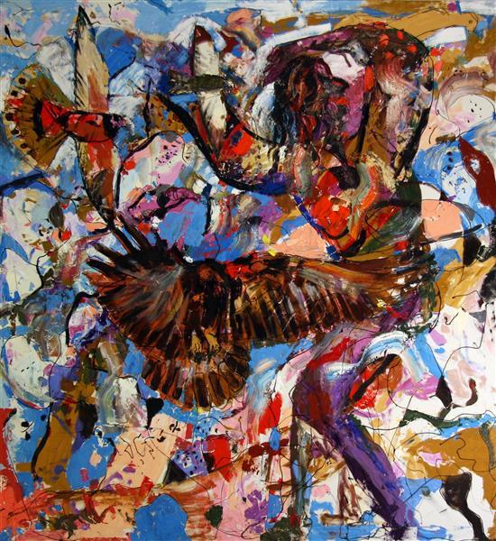 The Bird Tamer, 2010 - Romul Nutiu