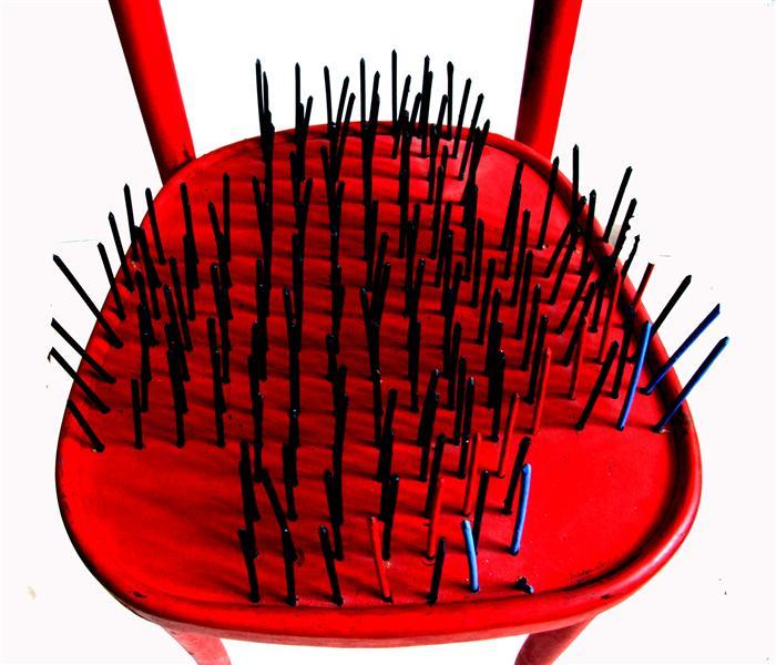 Uncomfortable Design, 1963 - Romul Nutiu