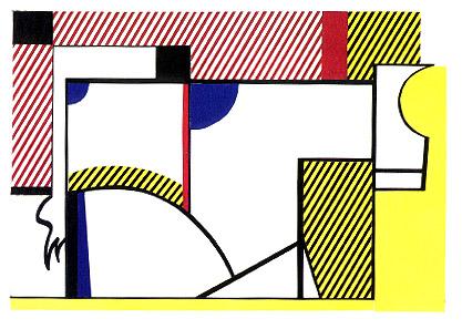 Bull VI, 1973 - Roy Lichtenstein