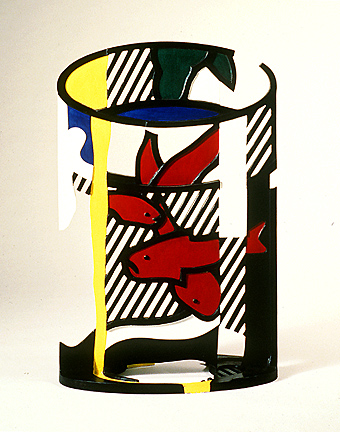Goldfish bowl II, 1978 - Roy Lichtenstein