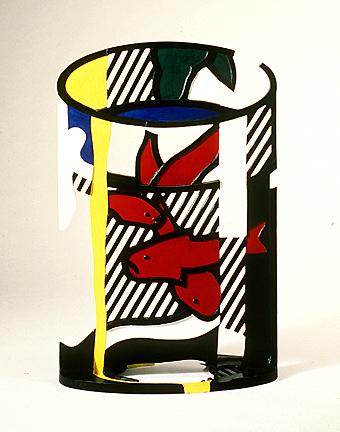 Goldfish bowl II, 1978 - Рой Ліхтеншетейн