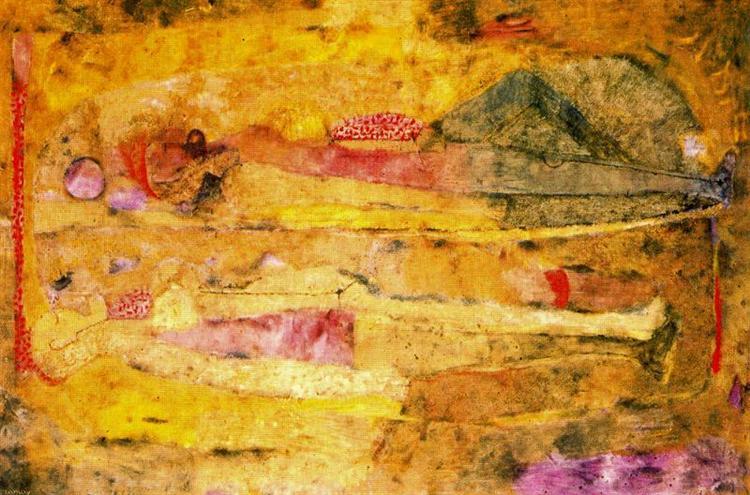 Mujeres en reposo - Rufino Tamayo