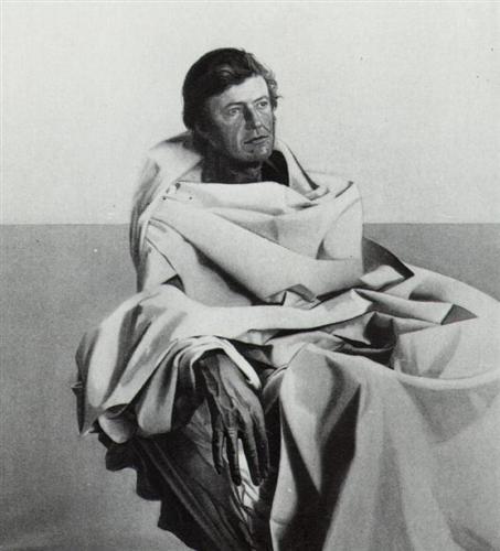 Portrait of Dr. Brian Mercer - Salvador Dali