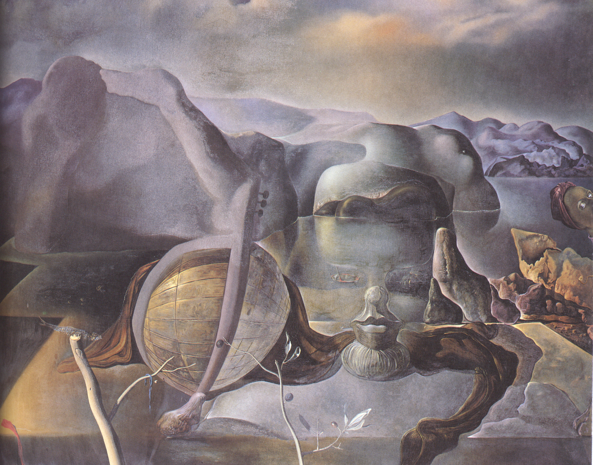 The Endless Enigma, 1938 - Salvador Dali - WikiArt.org