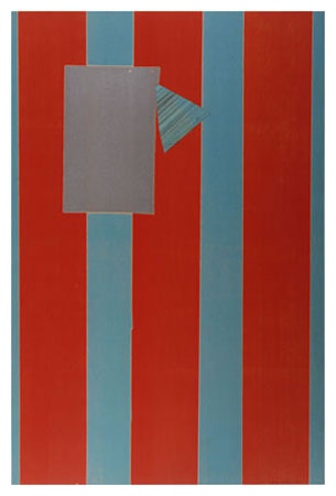 Castle Banner 5, 2004 - Sam Gilliam