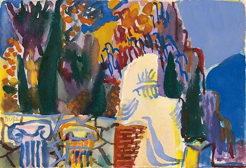 Delphi, 1956 - Samuel Buri