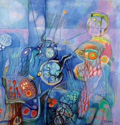 Anatomia - Serge Brignoni