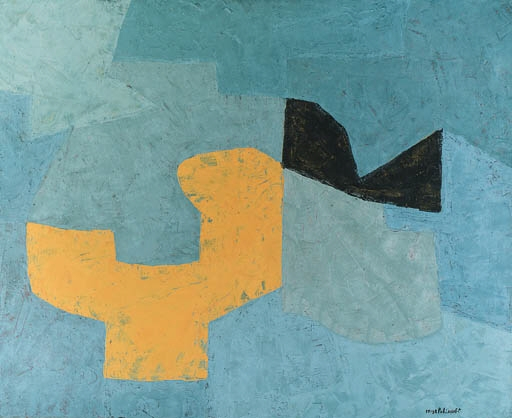 Composition, 1955 - Serge Poliakoff