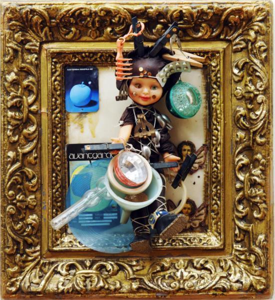 Yurik (Yuri Gagarin), 1983 - Sergei Parajanov