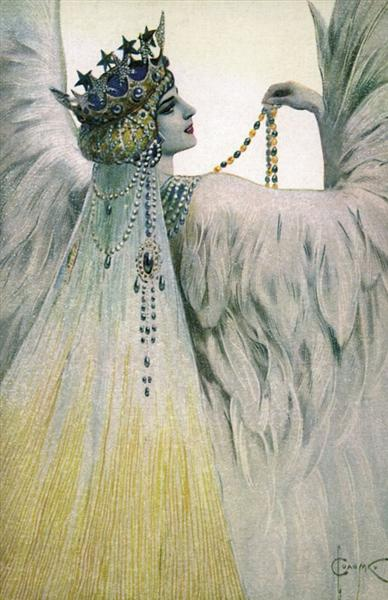 Maria Swan White - Sergueï Solomko