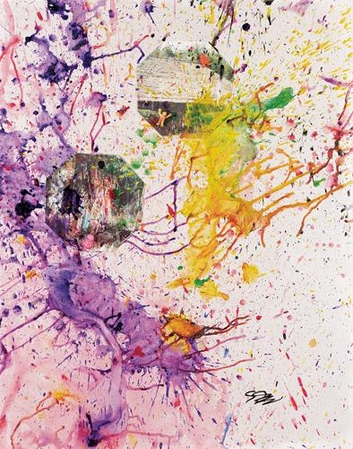 Proof of Peace AU 27, 2008 - Shozo Shimamoto