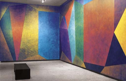 Wall Drawing #522, 1987 - Sol LeWitt