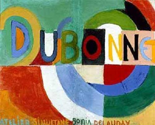 Dubonnet, 1914 - Sonia Delaunay