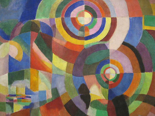 Electric prisms - Sonia Delaunay